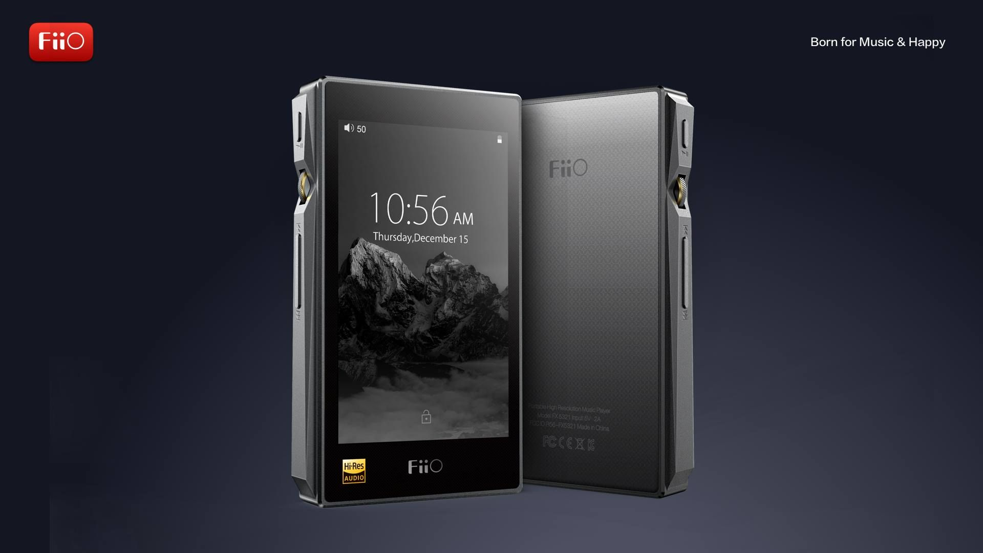 The All New FiiO X5 3rd Generation Launched - Headphone Zone