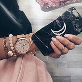 Photo of Time cuff bracelet in rose gold – # bracelet # cuff #fashionstyle #gold … – Model Art 2019 …