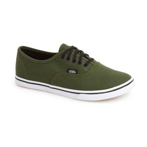ef40efb21d Olive green Vans
