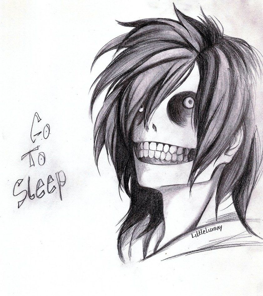 jeff the killer drawings quick draw jeff the killer by