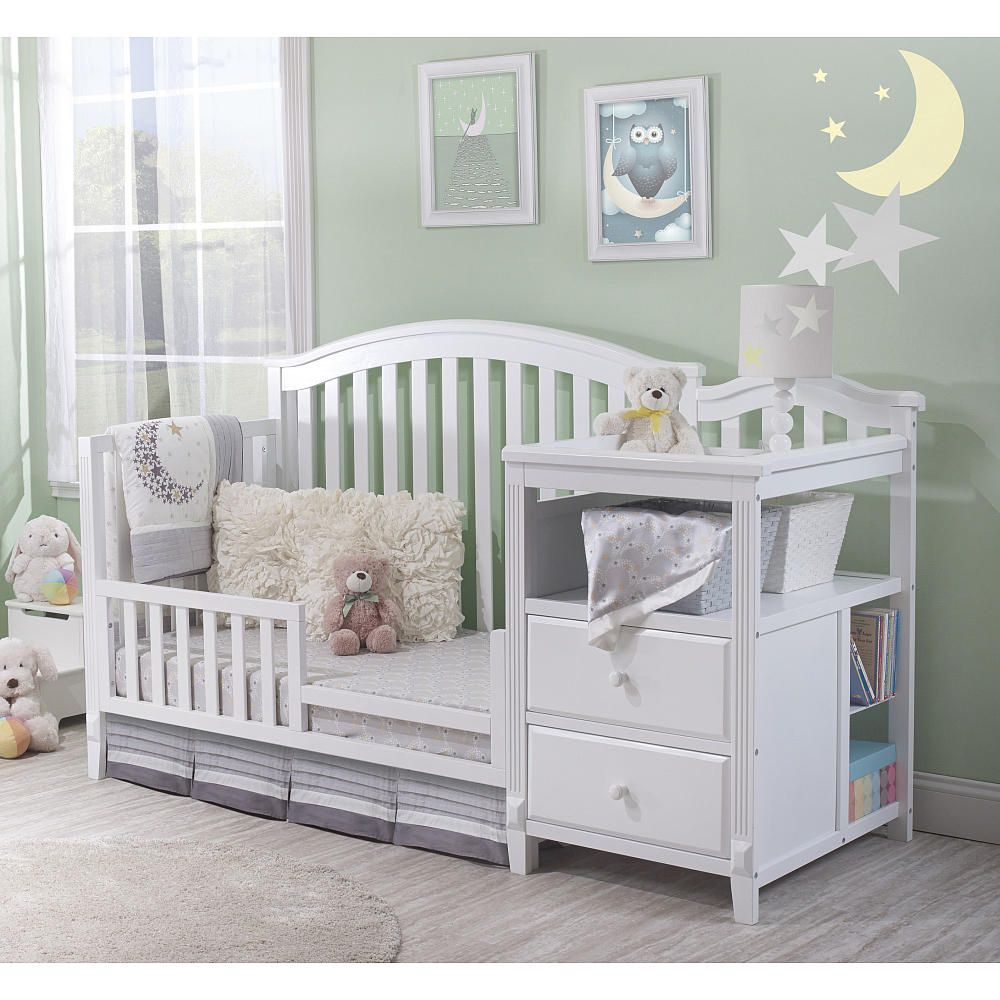 Berkley Toddler Rail Allows You To Convert Your Berkley Crib Into  # Comprar Muebles Bopita