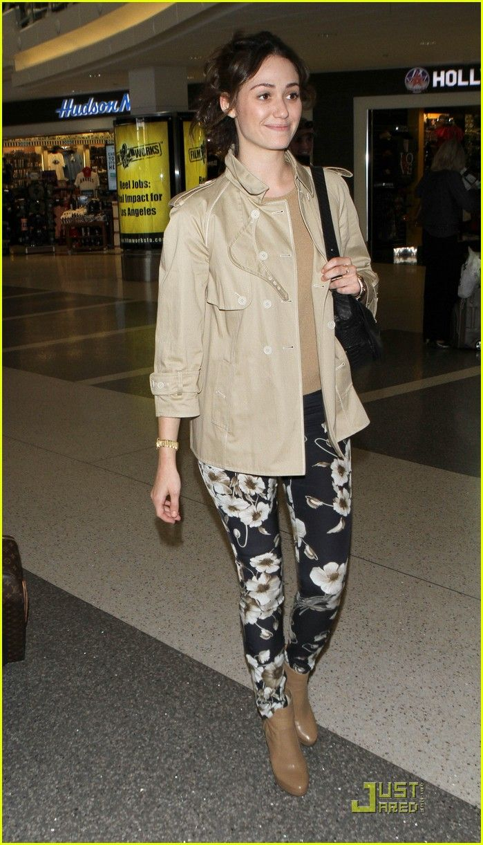 emmy rossum lax  2011 May