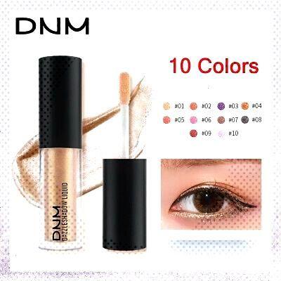 Girls Shiny Eyeliner Pen Silver Rose Gold Color Liquid Glitter Makeup Tools tGir...