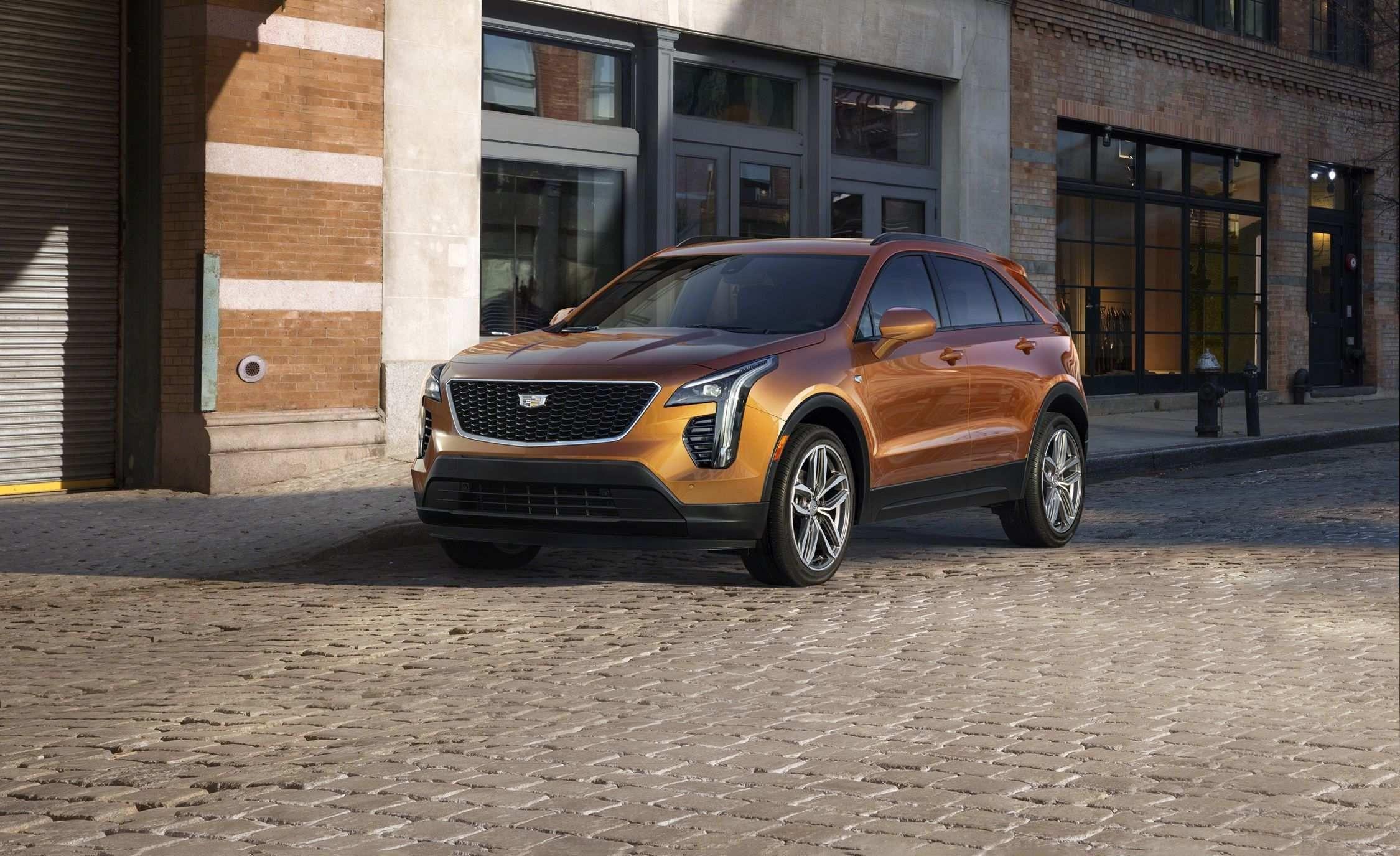 2020 Cadillac SRXSpy Photos Ratings