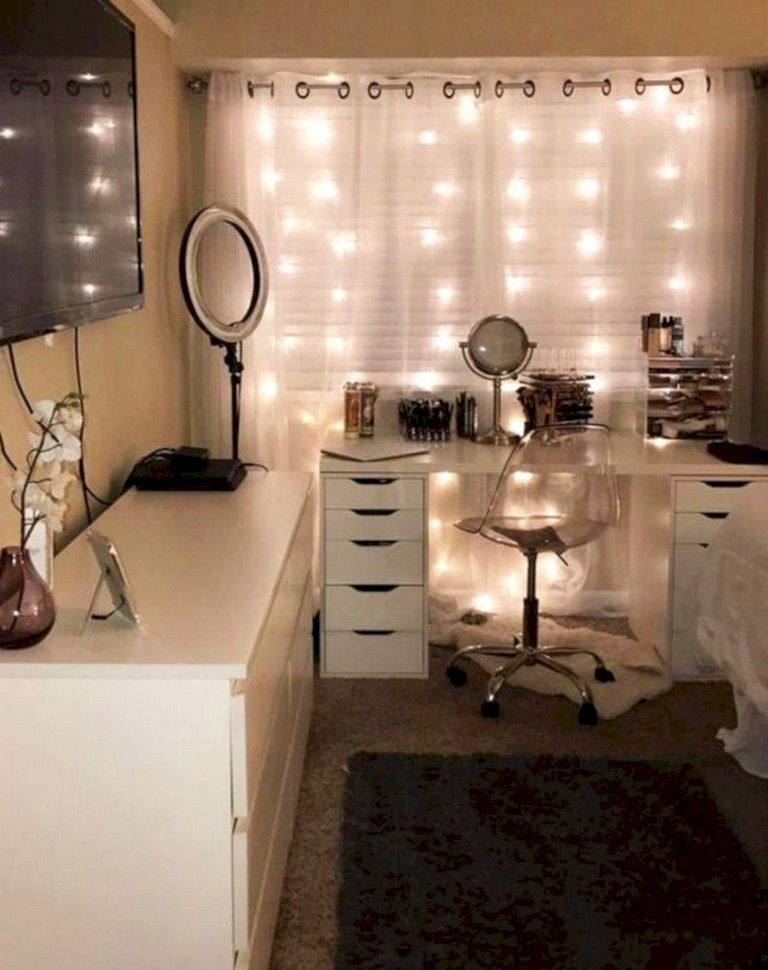 45+ Simple and Beautiful Teen Room Decor Ideas for Girl Dream room