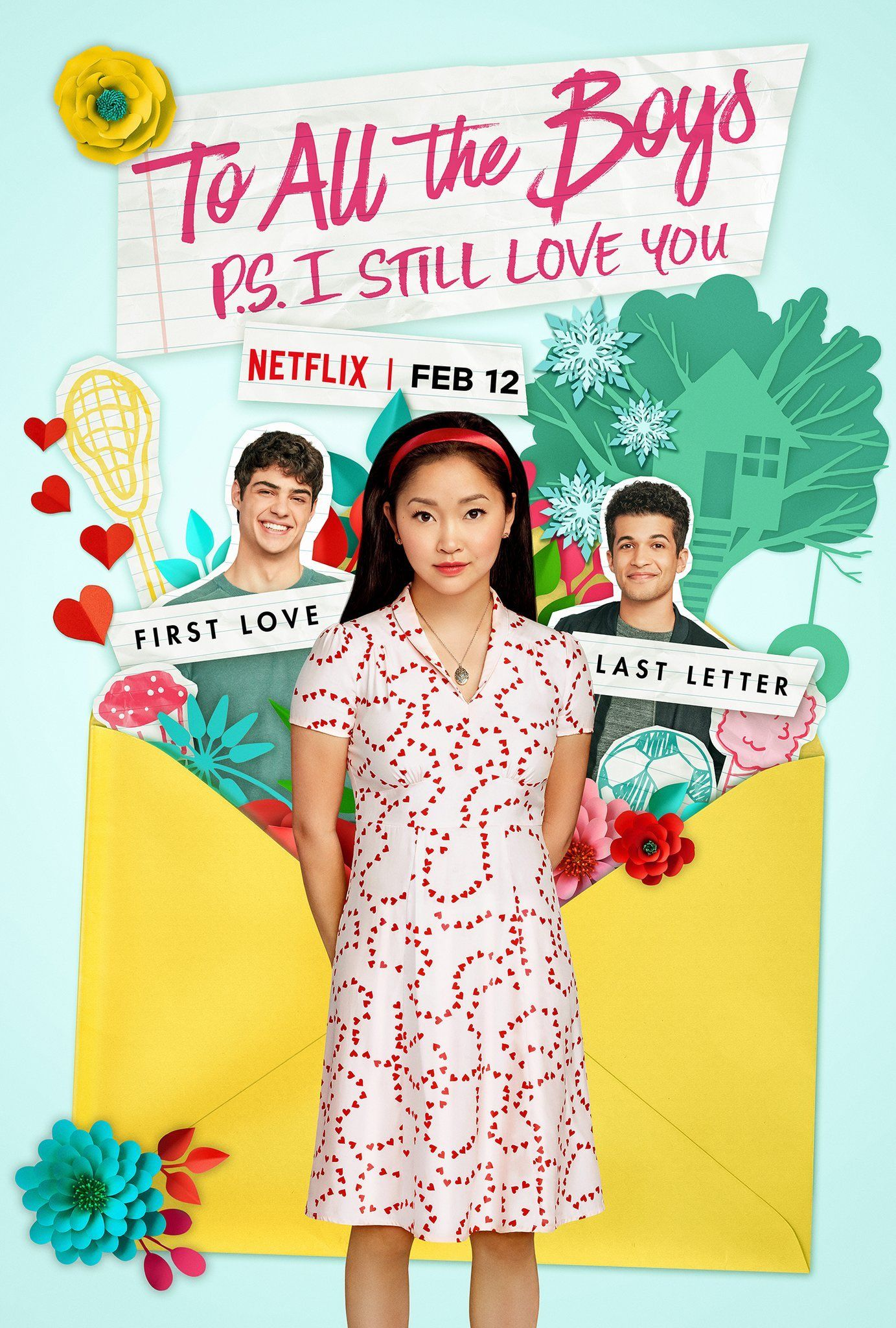 To All The Boys I Ve Loved Before On In 2020 I Still Love You