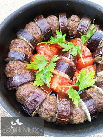 Photo of patlıcan kebabı  – sagliklimutfak.net