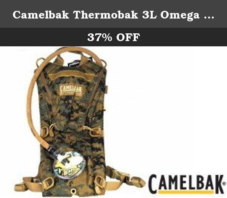best service wholesale online huge inventory Camelbak Thermobak 3L Omega Hydration Pack Dig Woodland. The new ...