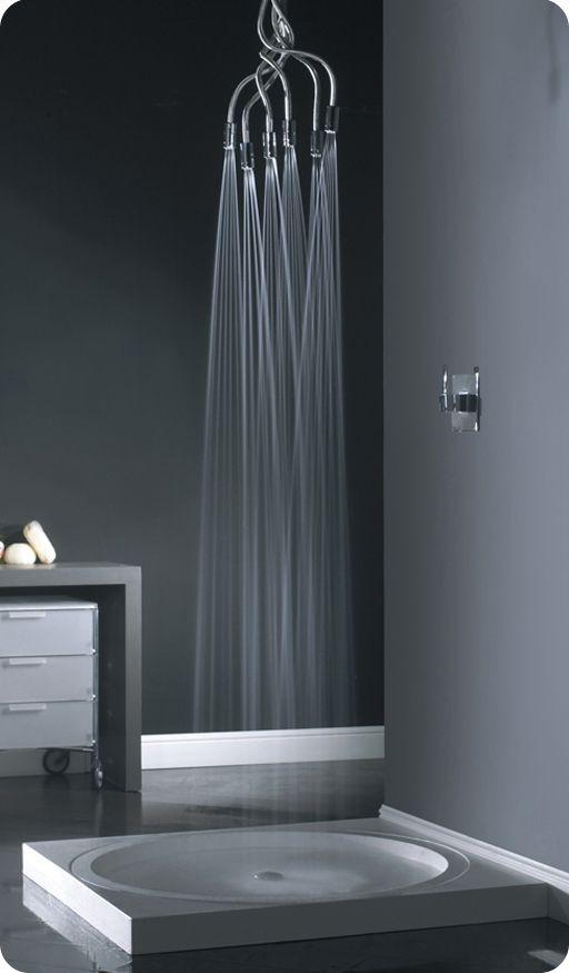 Ideas de ba os peque os con ducha 2016 atr vete con una for Duchas modernas para banos pequenos