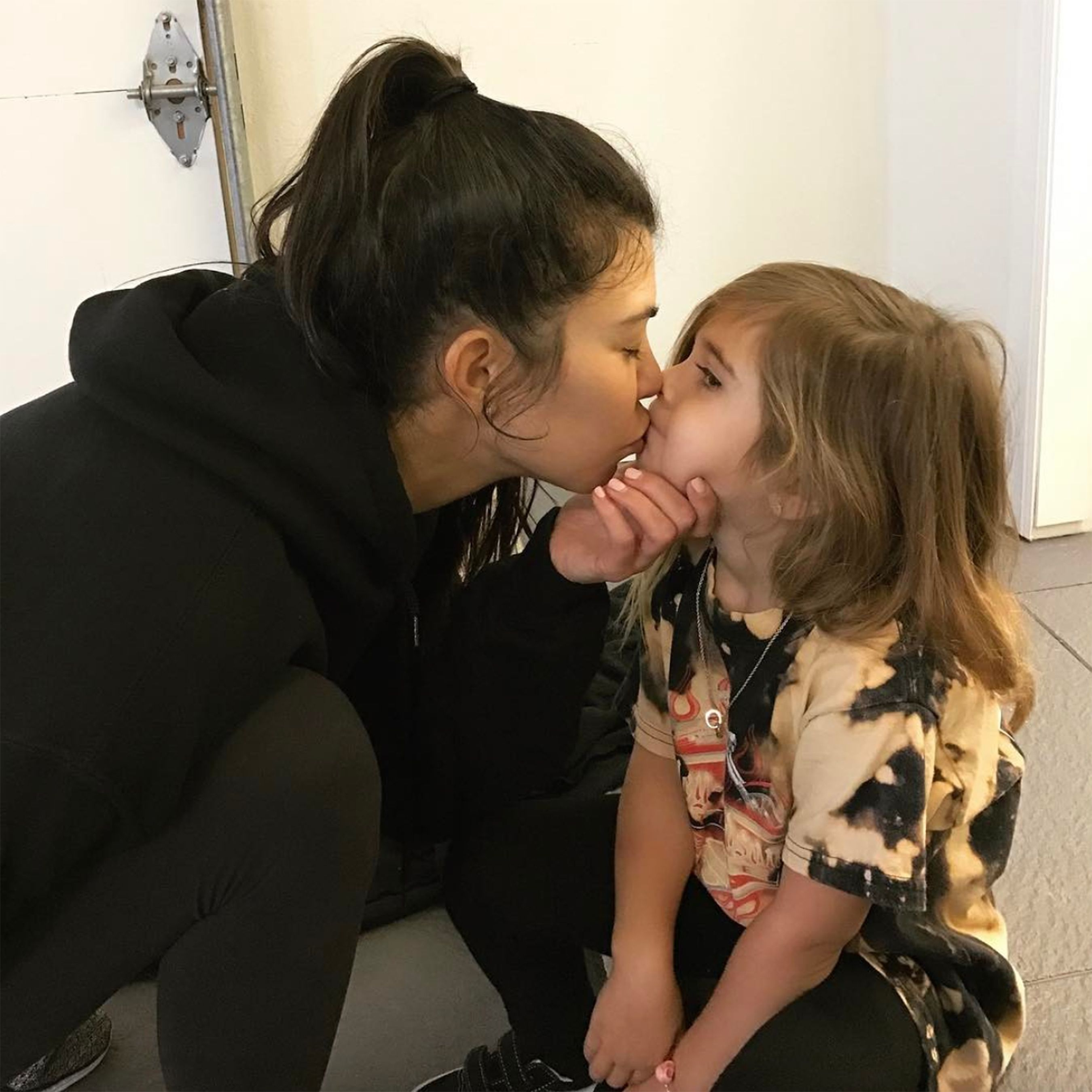 Kourtney Kardashian Lets Daughter Penelope, 6½, Play with Makeup - But Tries to Keep It 'Clean'