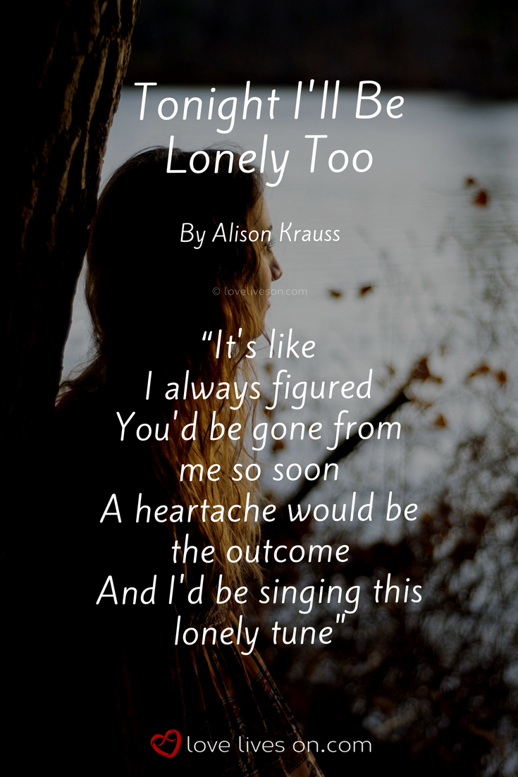 best songs about being alone