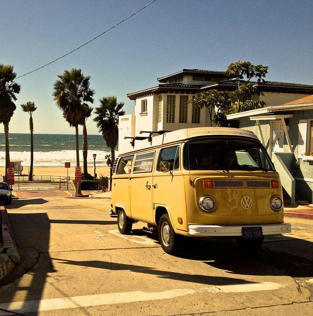 Manhatten Beach, Los Angeles