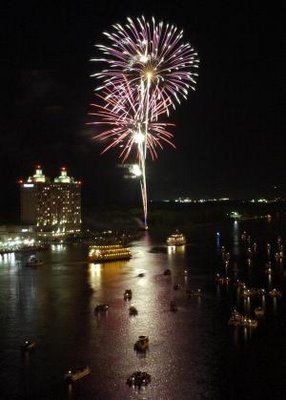 Come Celebrate The 4th Of July And Watch The Most Spectacular Fireworks Show From On Board Our F Savannah Chat Savannah Historic District 4th Of July Fireworks