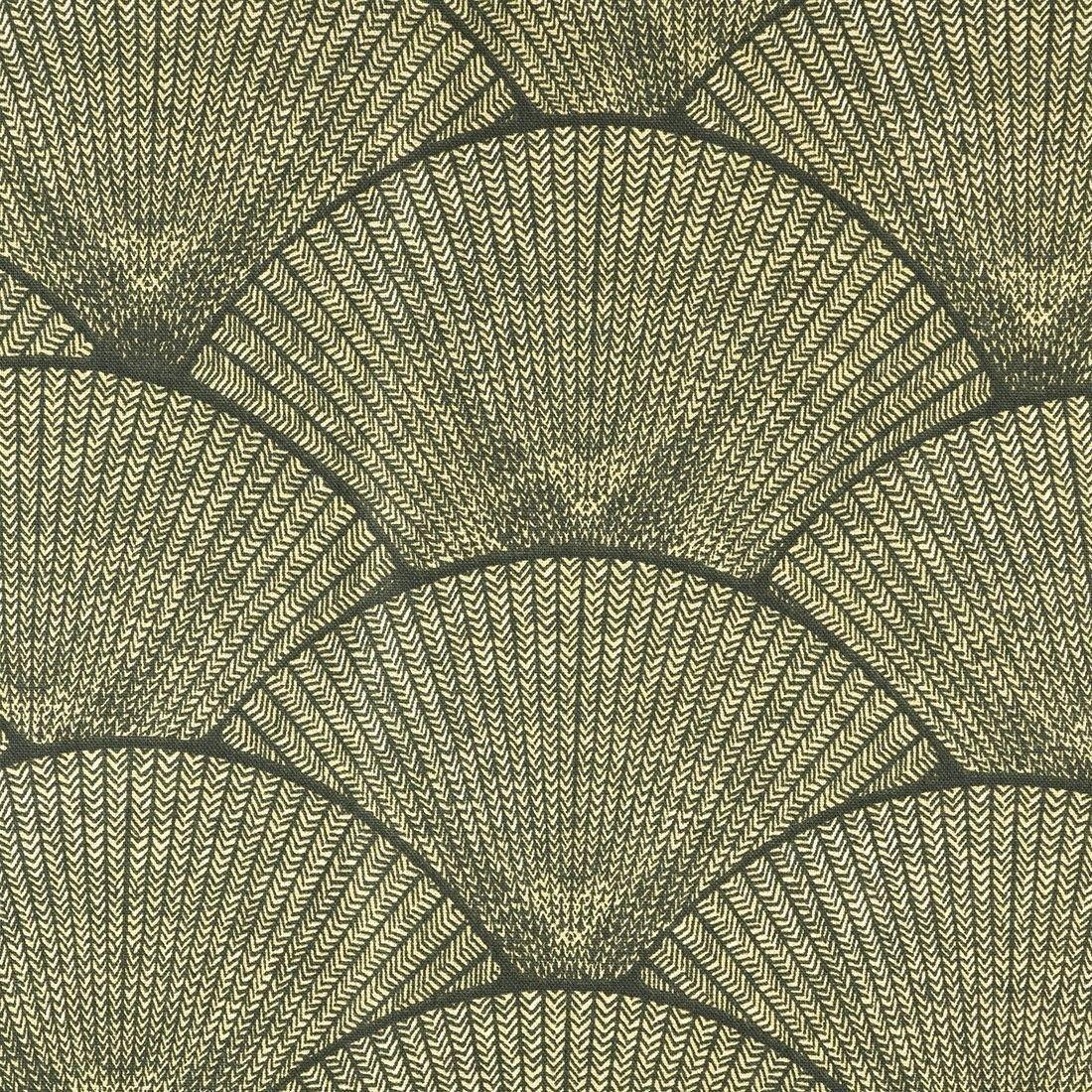 tissu japonais eventail