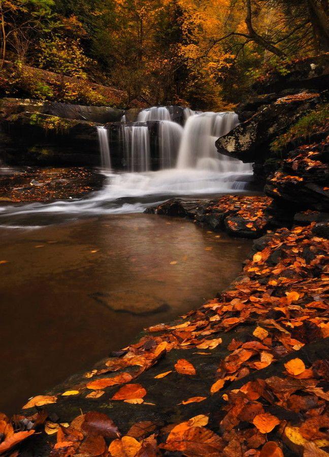 Dunloup Creek | Thurmond | West Virginia