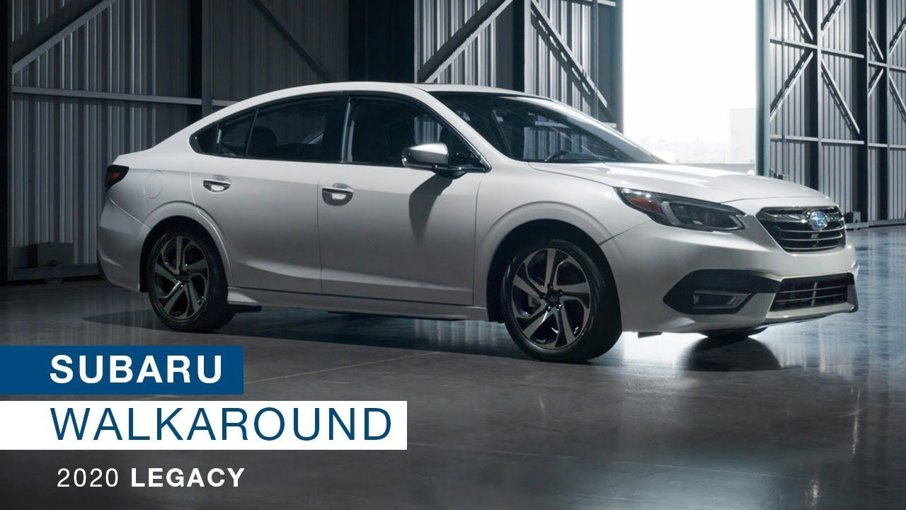 2021 Subaru Liberty Redesign