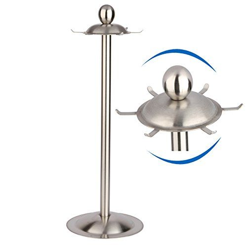 Carousel Kitchen Utensil Holder Free Standing Sink Unit Mylifeunit Organizer 360 Degree Rotating With Six Hooks Click On The Image For Additional Details