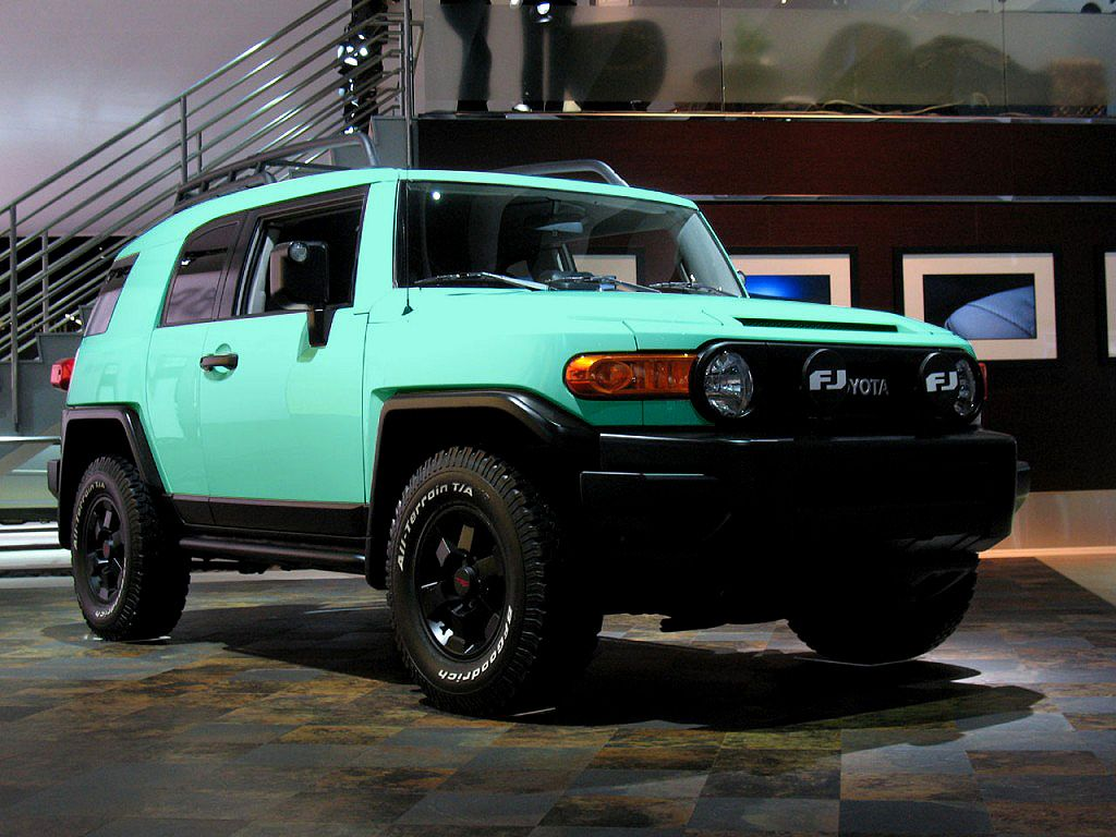 2014 toyota fj cruiser trail teams special edition cars pinterest 2014 toyota fj cruiser toyota fj cruiser and toyota