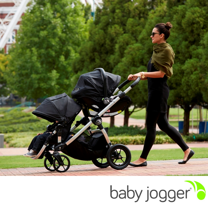 Baby Jogger City Select can a travel system in a