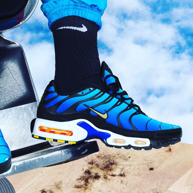 Alfombra de pies Tristemente en progreso  Nike Air Max Plus OG 'Voltage Purple' BQ4629-002 | Air max plus, Nike, Nike  air max plus