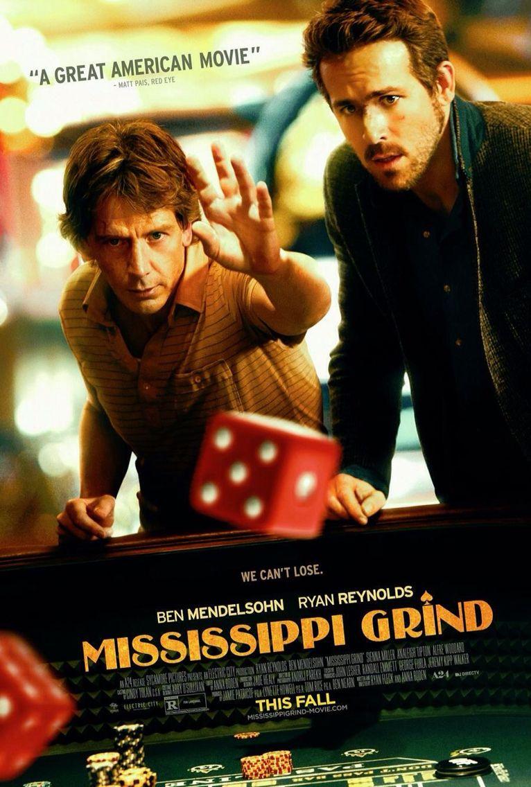 Movie Mississippi Grind Starring Ryan Reynolds & Ben