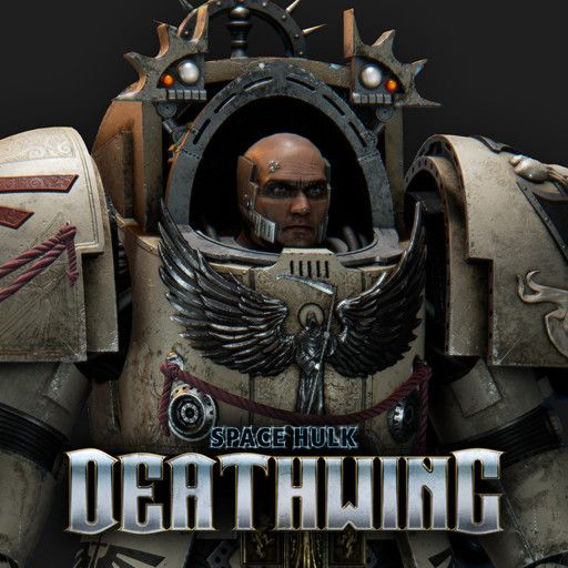 Space Hulk Deathwing - Terminator Assault, Eddy Khaou on ArtStation at https://www.artstation.com/artwork/vBNW3