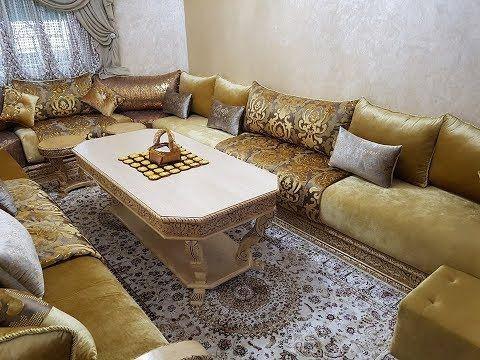 Salon marocain 2018 for Nina bazar salon marocain