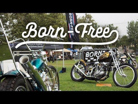 Born Free Motorcycle Rally San Diego Custom Motorcycles San