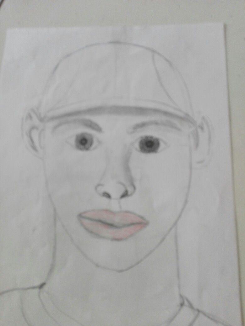 Portret van Max Verstappen