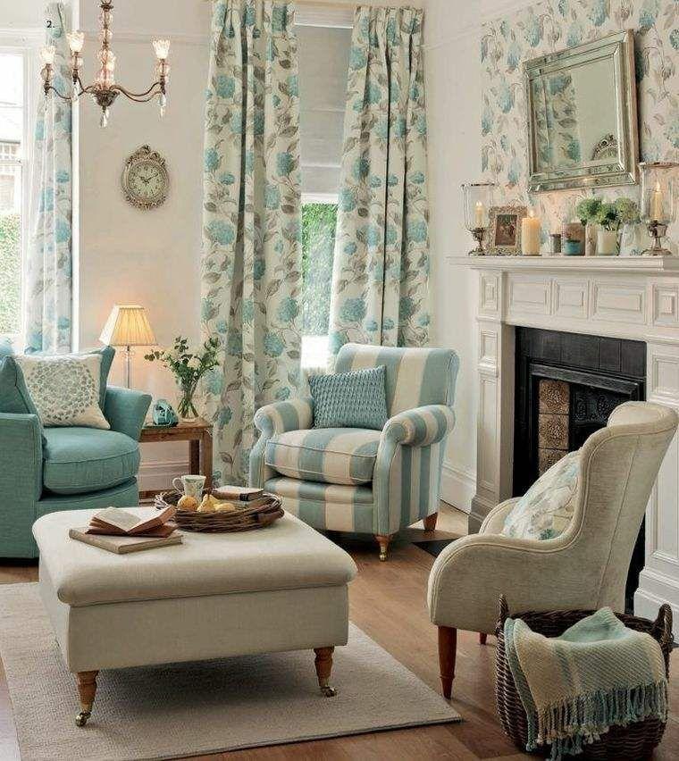 canape style cottage anglais