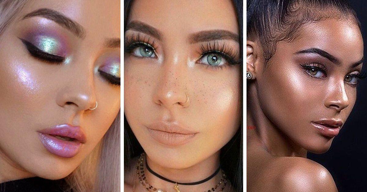 4 Tonos De Iluminadores Según Tu Tono De Piel Agrégalos A Tu Rutina De Maquillaje Tonos De Piel Iluminador De Ojos Iluminador