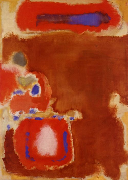 Untitled (by lluisribesmateu1969 mark rothko