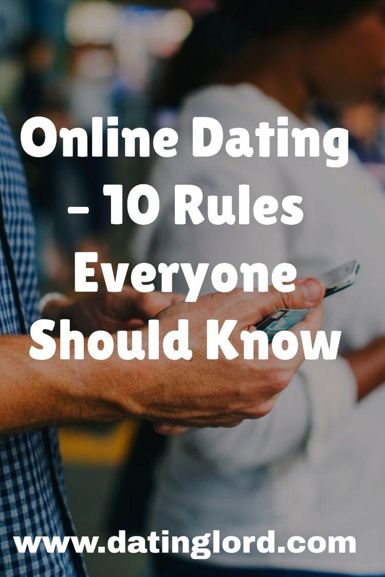 Begin van online dating