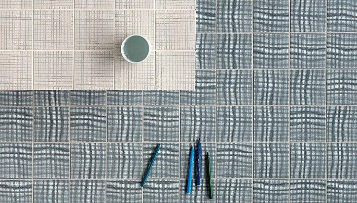 Mutina Ceramiche & Design Tratti Tratti-Mutina-9 , Designer style, Inga Semp, Bathroom, Living room, PEI IV, Porcelain stoneware, wall & floor, Matte, Non-rectified