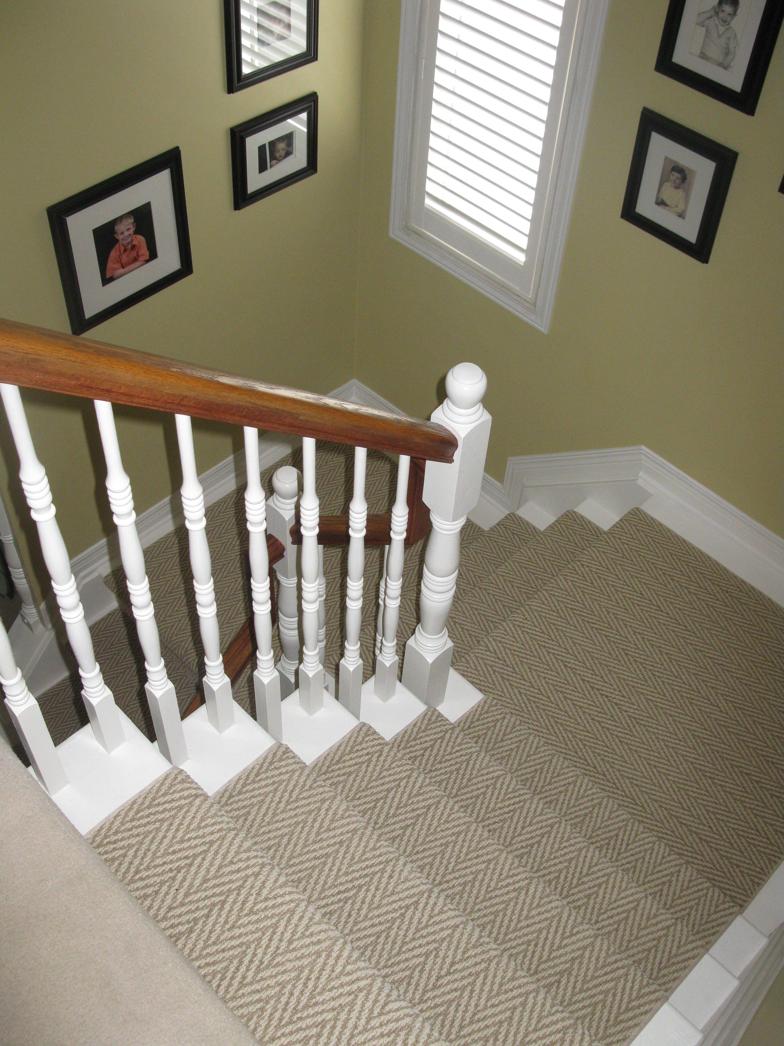Best Tuftex Only Natural In Fine Grain Stair Runner Hall Decor 640 x 480