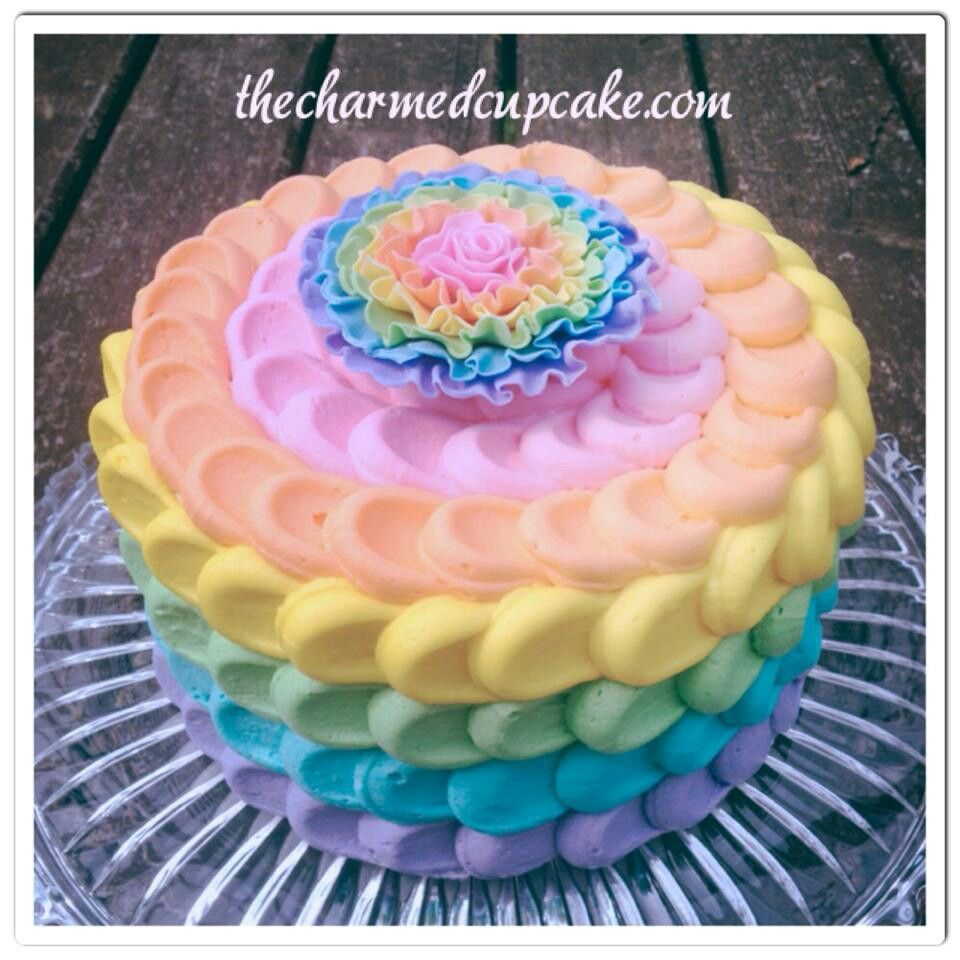 Cake Decorating With Buttercream Pinterest : Buttercream Cake Decorating Pinterest
