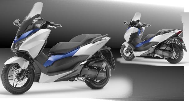 Honda Forza 125 Motonetas Moped Scooter Honda Scooters 125 Scooter