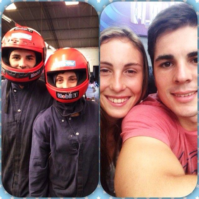 いいね!230件、コメント2件 ― Florencia Habifさん(@florhabif)のInstagramアカウント: 「Cita romantica.. #kartings #hijomio」