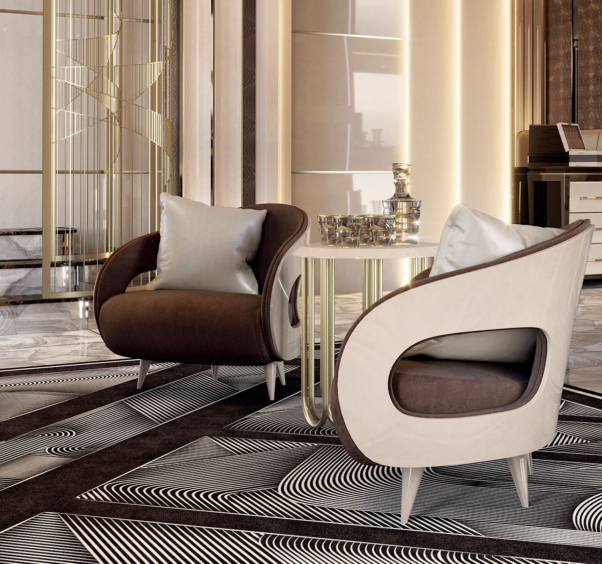 Italian furniture for exclusive and modern design nel 2019 for Negozi mobili italia