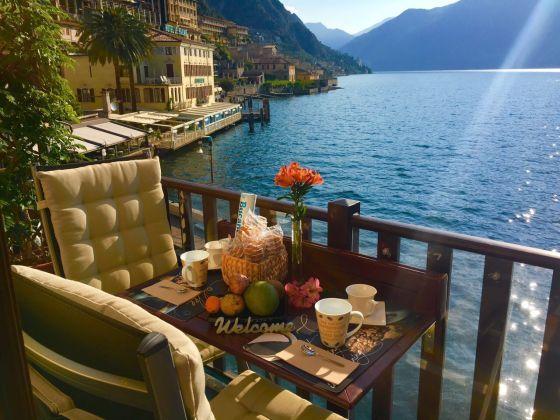 Photo of Apartment Bouganville, Limone sul Garda, family Cinzia & Jörg,