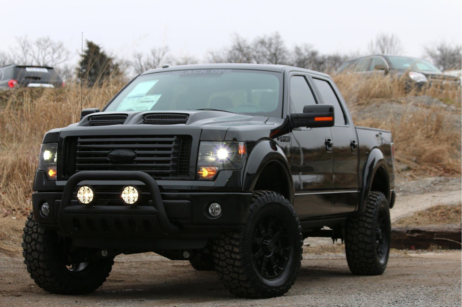 Ford f 150 tuscany black ops bing images black ops pinterest black ops and ford