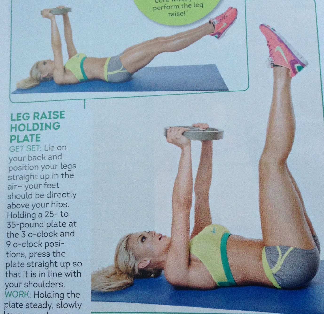 Working the core