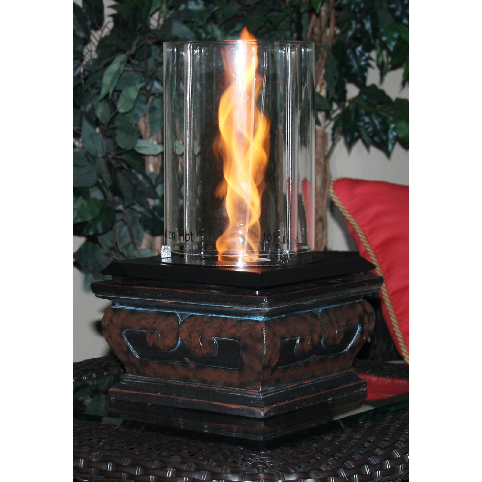 Have to have it outdoor greatroom serenity tabletop fire pit