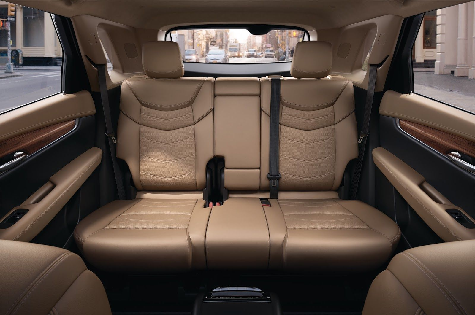 Georgia Papadon Meet The Exraordinary 2017 Cadillac Crossover Luxury Cars Living