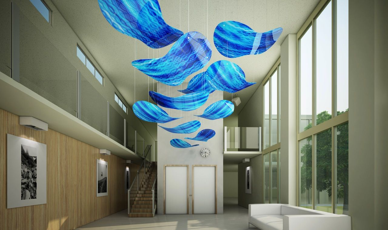 Ceiling & Moz Sculptural Ceiling Canopies | Moz Designs Inc. | productFind ...