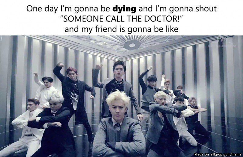 Funny Memes Meme Center : I guess this is the song i'm dying to allkpop meme center