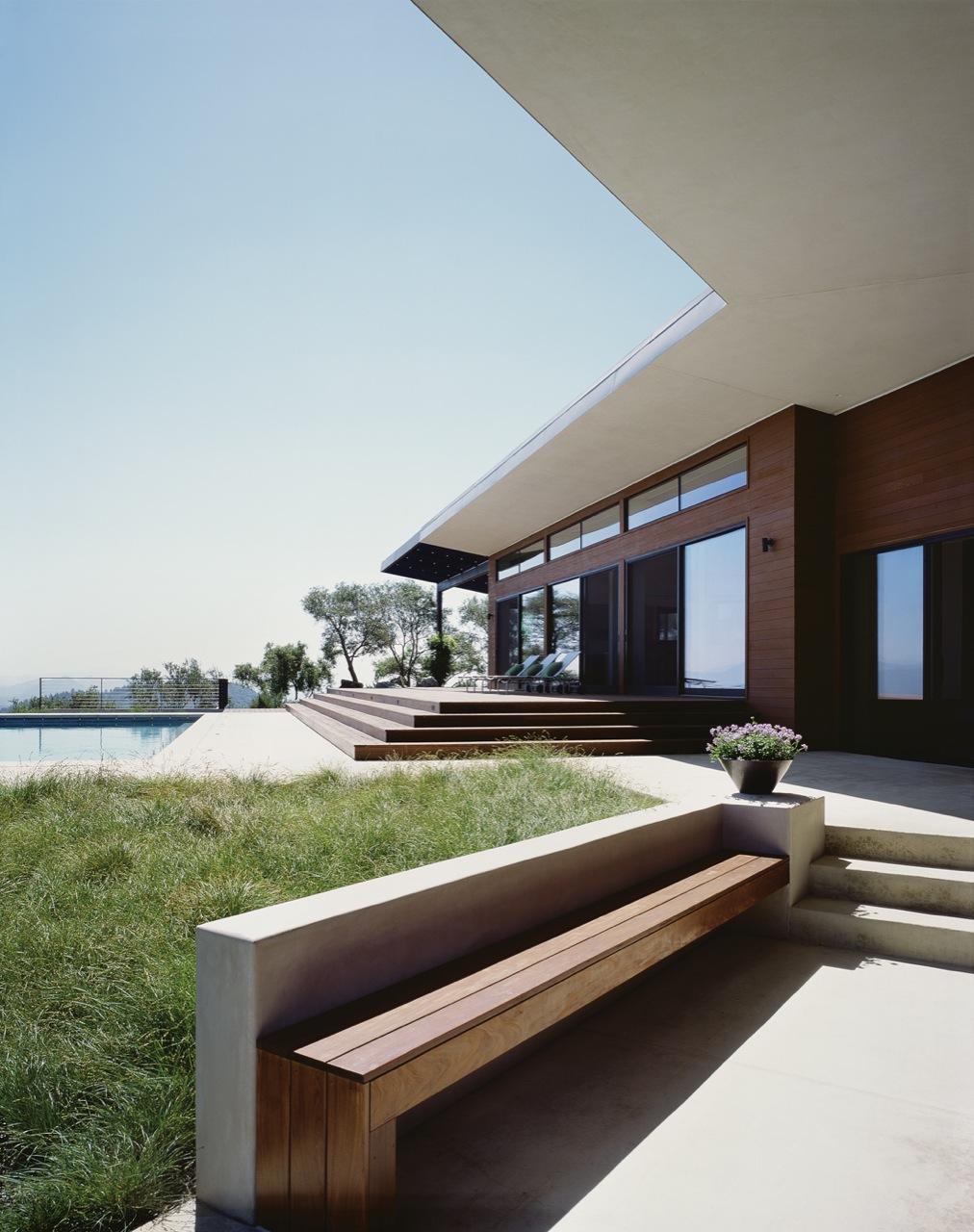 Ridge House / Cary Bernstein Architect