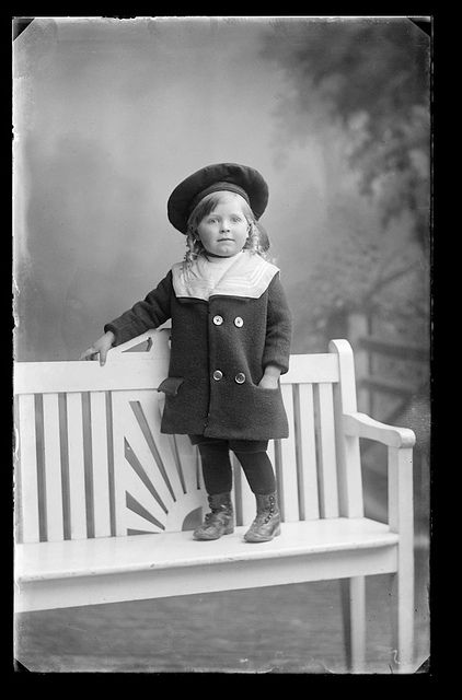 Portrait of child, c. 1910   Flickr - Public Record Office of Northern Ireland