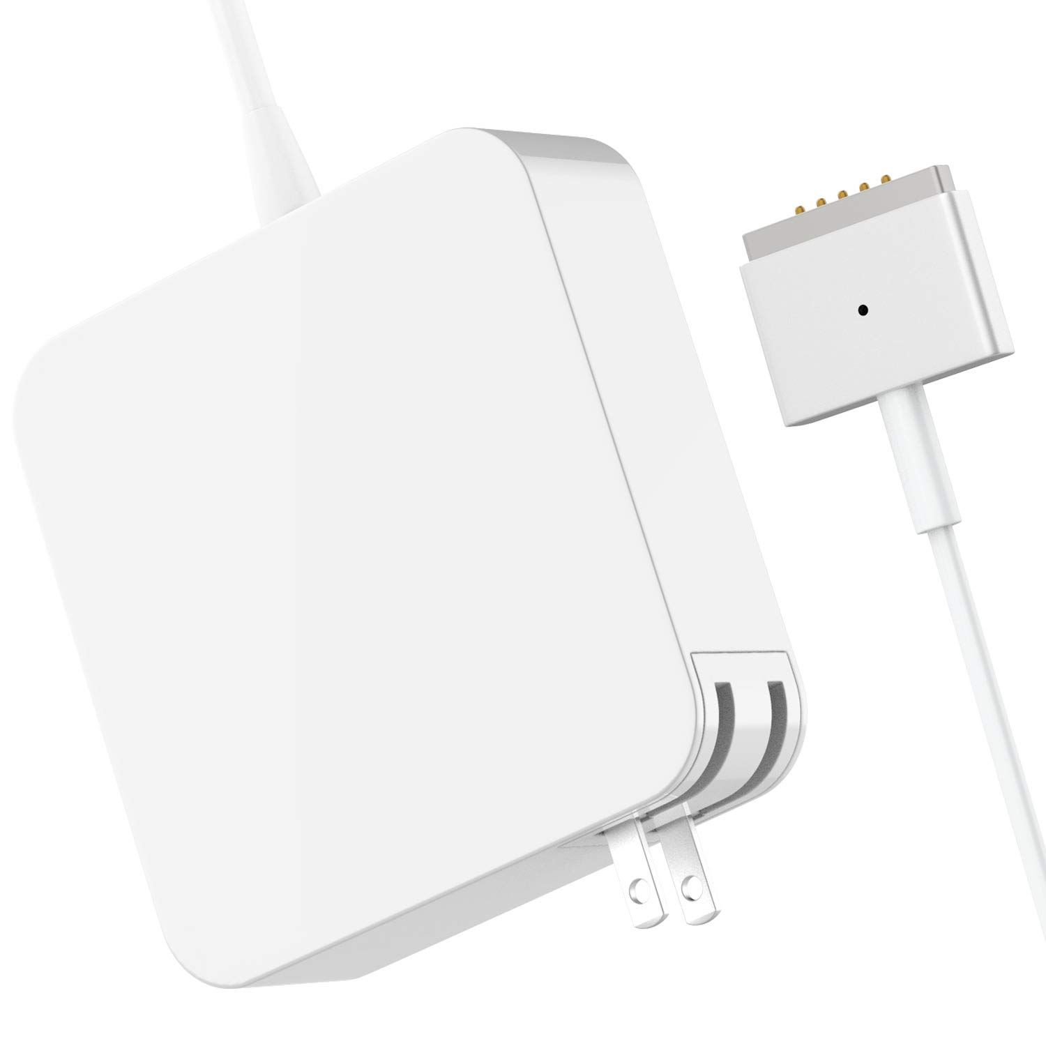 Mac Book Air Charger 45w Magsafe 2 T Tip Charger Adapter Replacement Power Adapter Magsafe Power Adapter Macbook Air 11 Inch