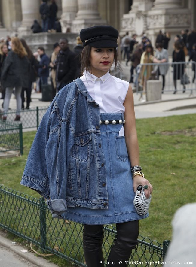 The Garage Starlets: Miroslava Duma